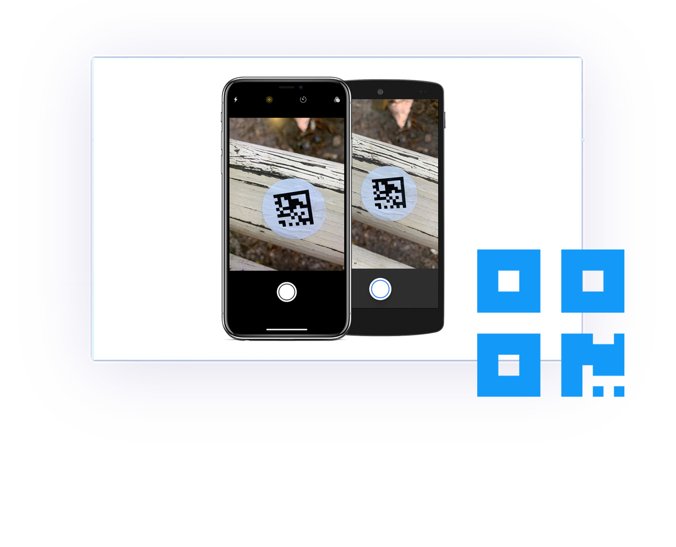 Scan QR codes in your WebView app easily