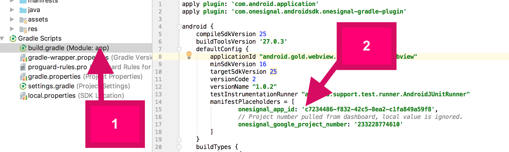 Documentation – WebViewGold for Android